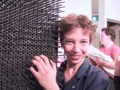Dawn with Bed of Nails